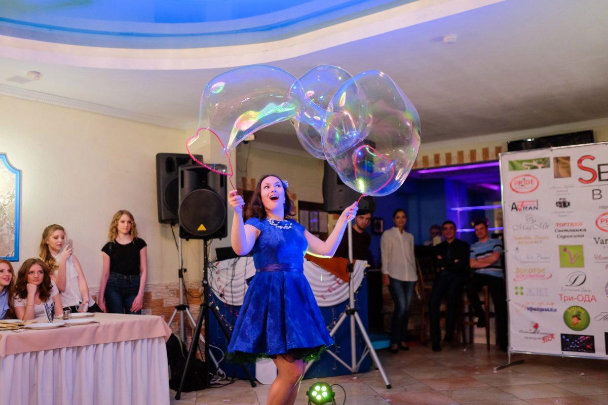 Шоу мыльных пузырей Нижневартовск